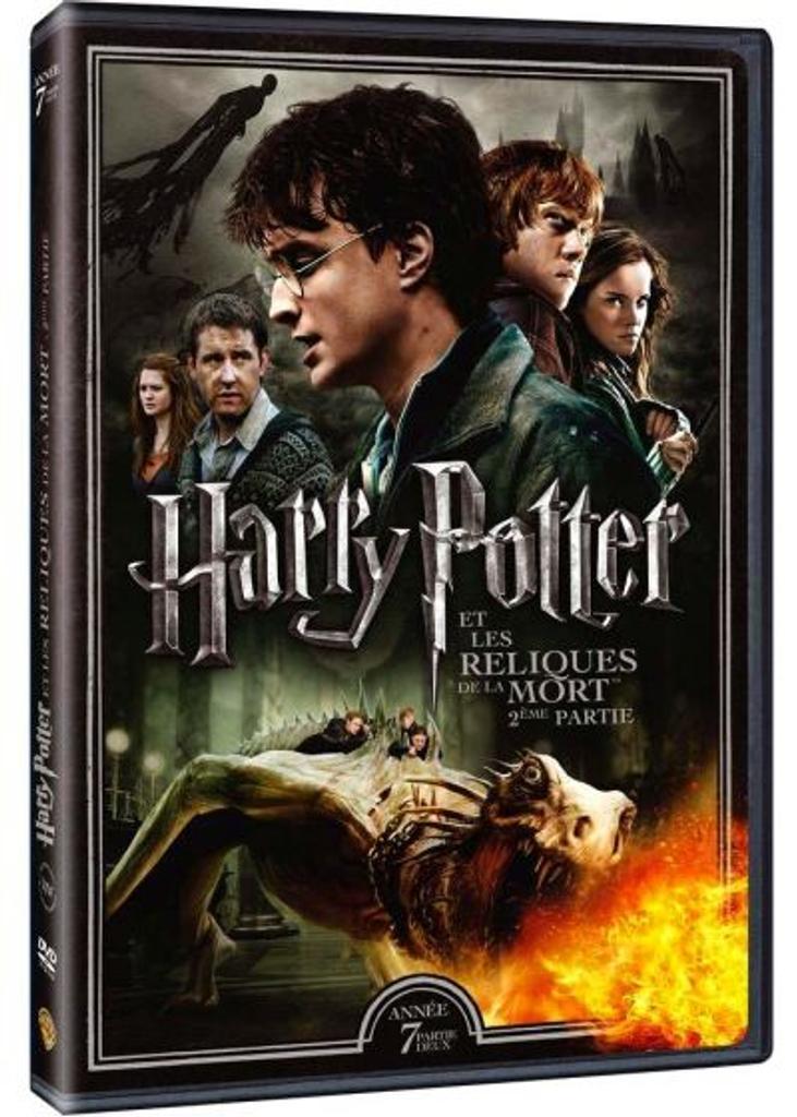 Harry Potter et les reliques de la mort. 2e partie / David Yates, réal.  