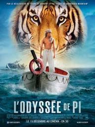 L' odyssee de Pi = Life of Pi / Ang Lee, réal.   Lee, Ang. Monteur
