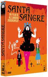 Santa sangre / Alejandro Jodorowsky, réal. | Jodorowsky, Alexandro. Monteur. Scénariste