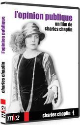 L' opinion publique = Woman of Paris, a / Charles Chaplin, réal. | Chaplin, Charles. Monteur. Scénariste