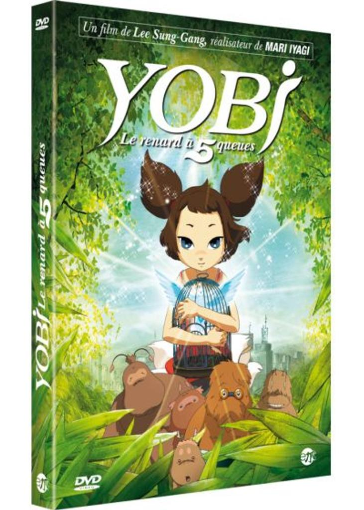 Yobi, le renard à cinq queues / un film de Sung-gang Lee  