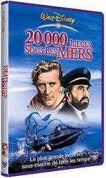20 000 lieues sous les mers = Twenty Thousand Leagues under the Sea / Richard Fleischer, réal. | Fleischer, Richard. Monteur