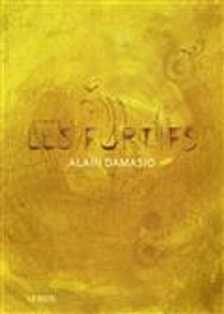 Les Furtifs / Alain Damasio   Damasio, Alain. Auteur