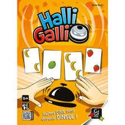 Halli Galli : le jeu de la sonnette / Haim Shafir |