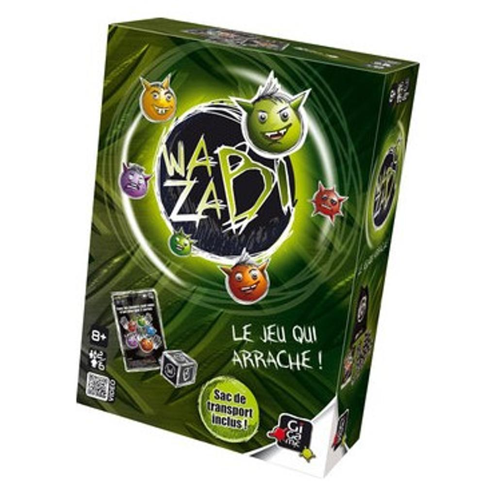 Wazabi / un jeu de Guilhem Debricon |