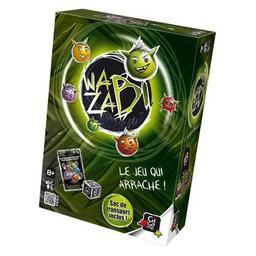 Wazabi / un jeu de Guilhem Debricon   Debricon, Guilhem. Auteur