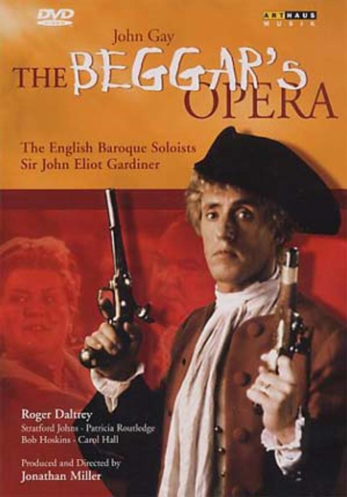 The Beggar's opera : A ballad opera in three acts / John Gay, livret |