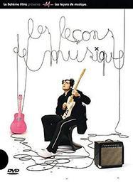 Les leçons de musique / -M-, guitare |