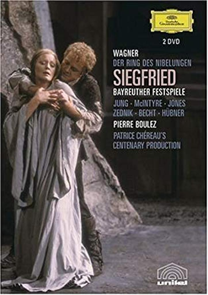 Siegfried / Richard Wagner, compositeur |
