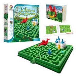 Le Belle au Bois Dormant : Deluxe : Brisez le sort du labyrinthe ! / [designer, Raf Peeters] |