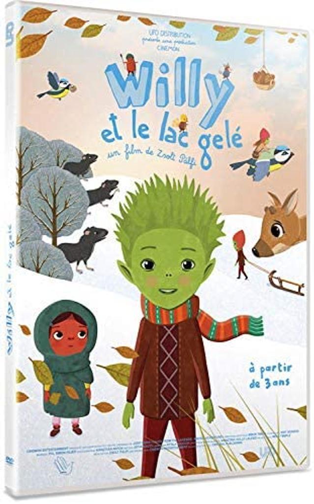 Willy et le lac gelé / un film de Zsolt Pàlfi  