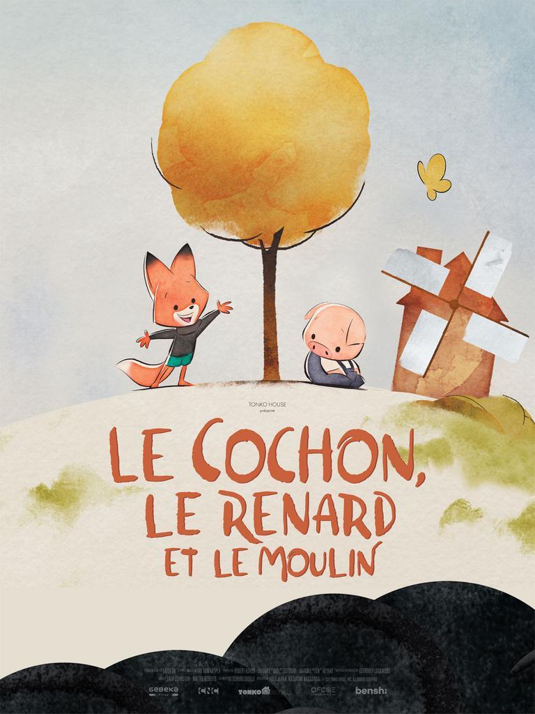 Cochon, le renard et le moulin (Le) / un film écrit et réalisé par Erick Oh |