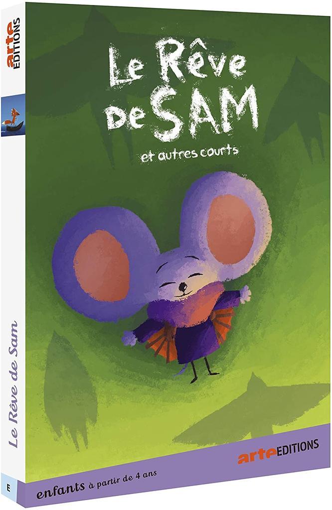 Le Rêve de SAM : et autres courts / des court-métrages de Nolwenn Roberts, Robin Joseph, Marlies Van Der Wel... |