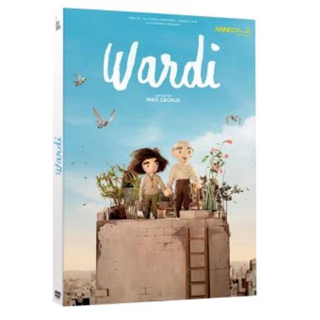 Wardi / un film écrit et réalisé par Mats Grorud |