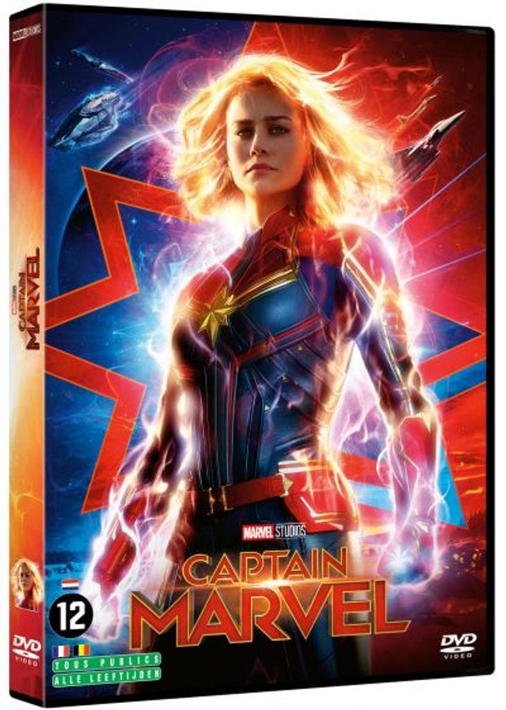 Captain Marvel / film d'Anna Boden, Ryan Fleck  