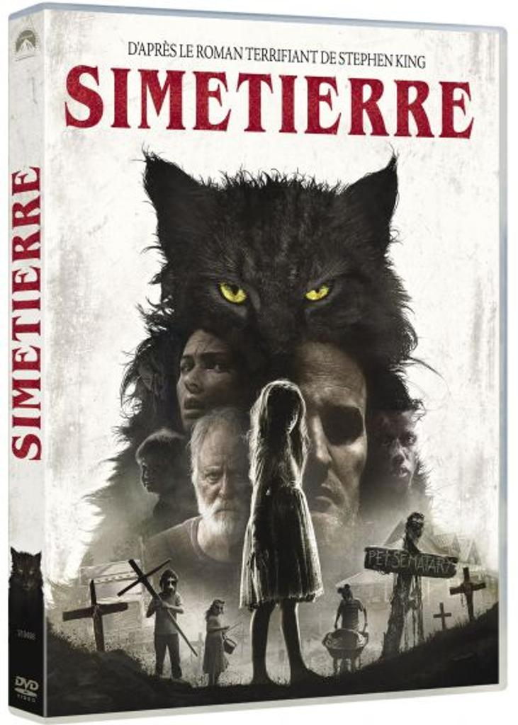 Simetierre = Pet Sematary / film de Kevin Kölsch, Dennis Widmyer  