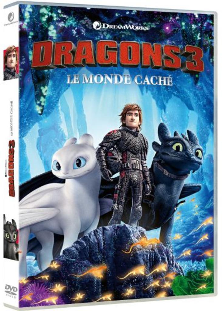 Dragons 3 - Le monde caché / un film de Dean DeBlois  