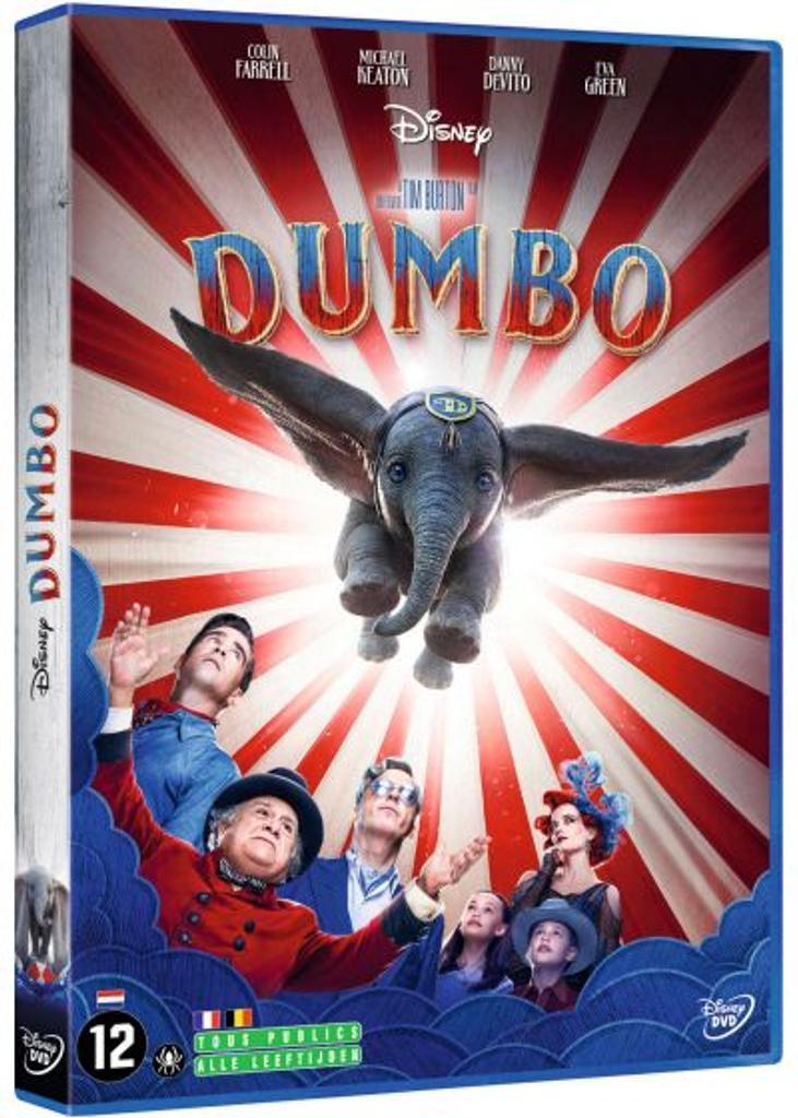 Dumbo (2019) / un film de Tim Burton  