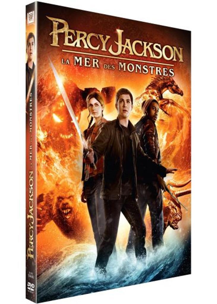Percy Jackson - La mer des monstres / un film de Thor Freudenthal  