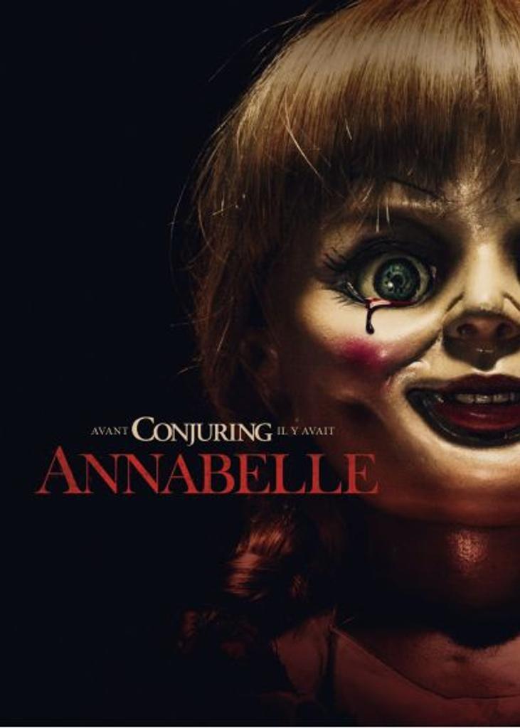 Annabelle / un film de John R. Leonetti  
