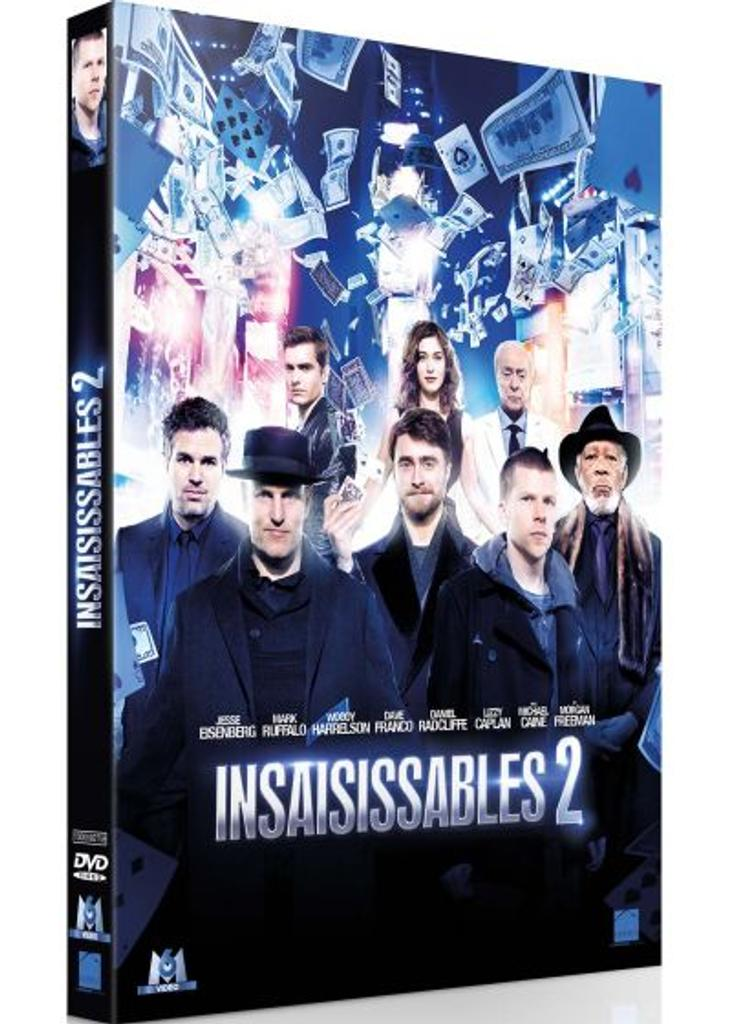 Insaisissables 2 = Now You See Me 2 / un film de Jon M. Chu  