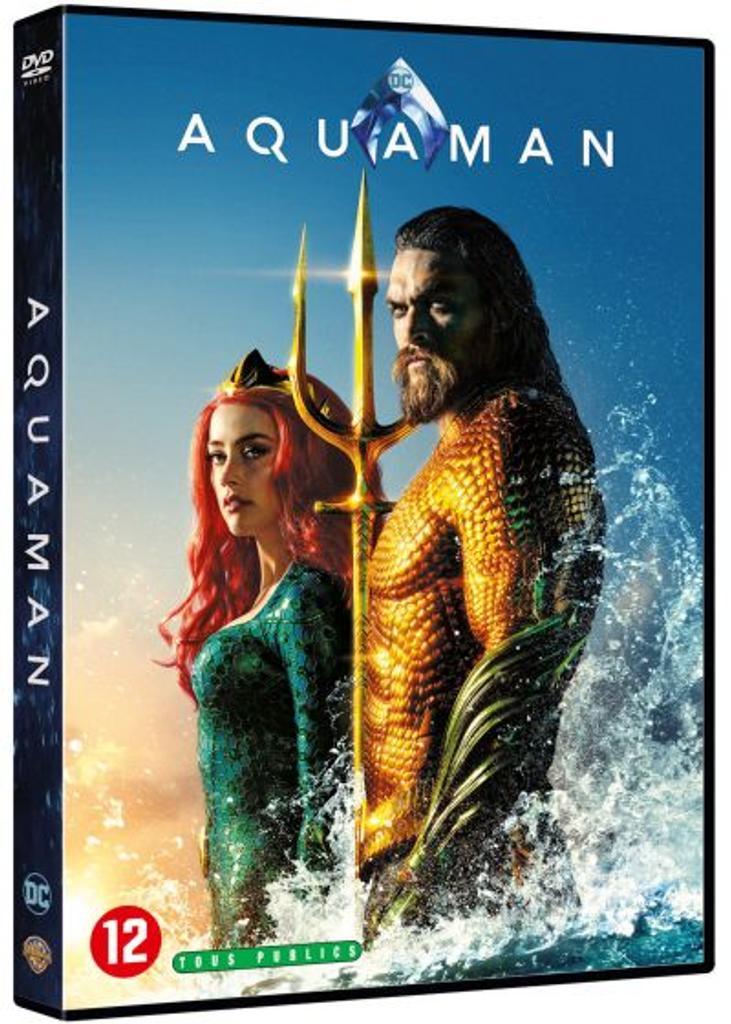 Aquaman / un film de James Wan  