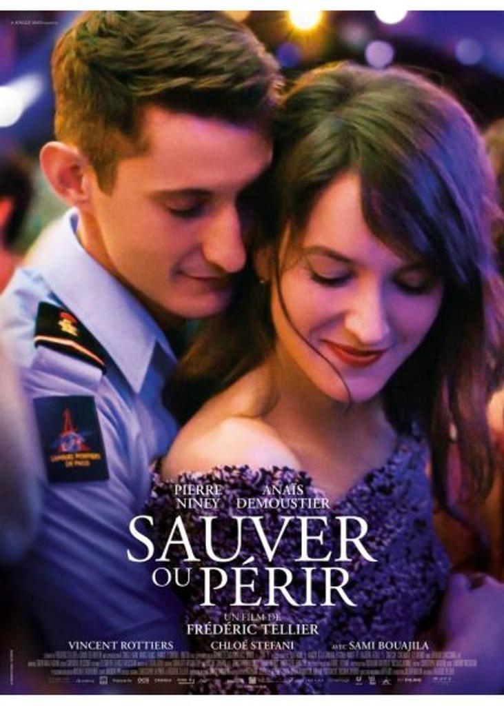 Sauver ou périr / un film de Frédéric Tellier  