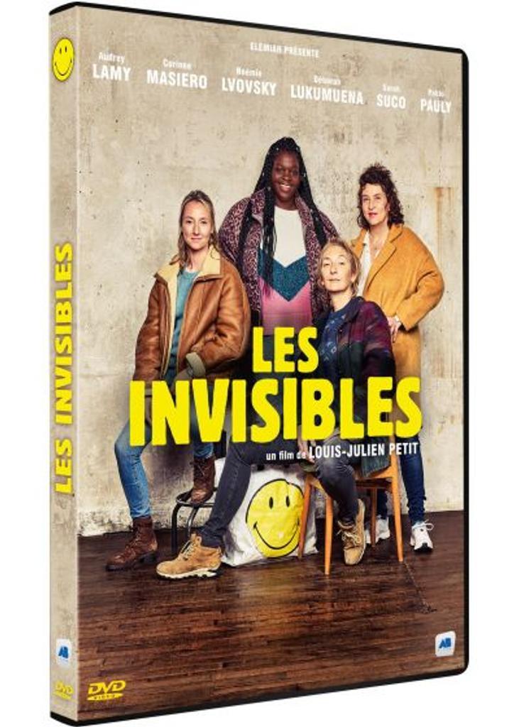Les invisibles / un film de Louis-Julien Petit  
