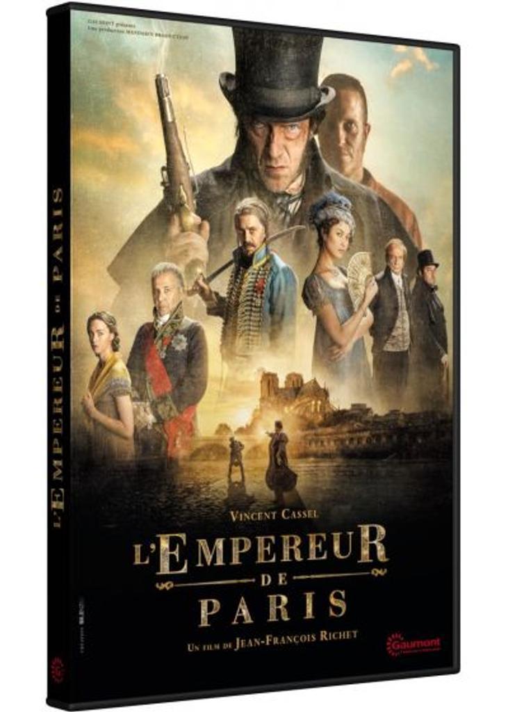 L' empereur de Paris / un film de Jean-François Richet  