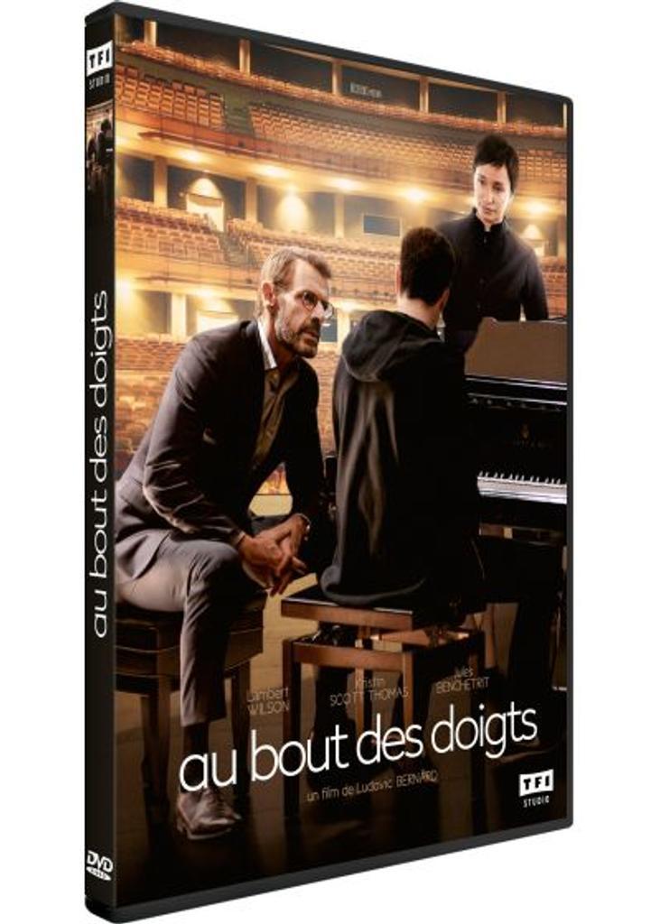 Au bout des doigts / un film de Ludovic Bernard  