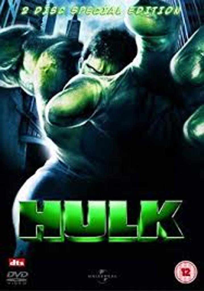 Hulk / Ang Lee, réal.  