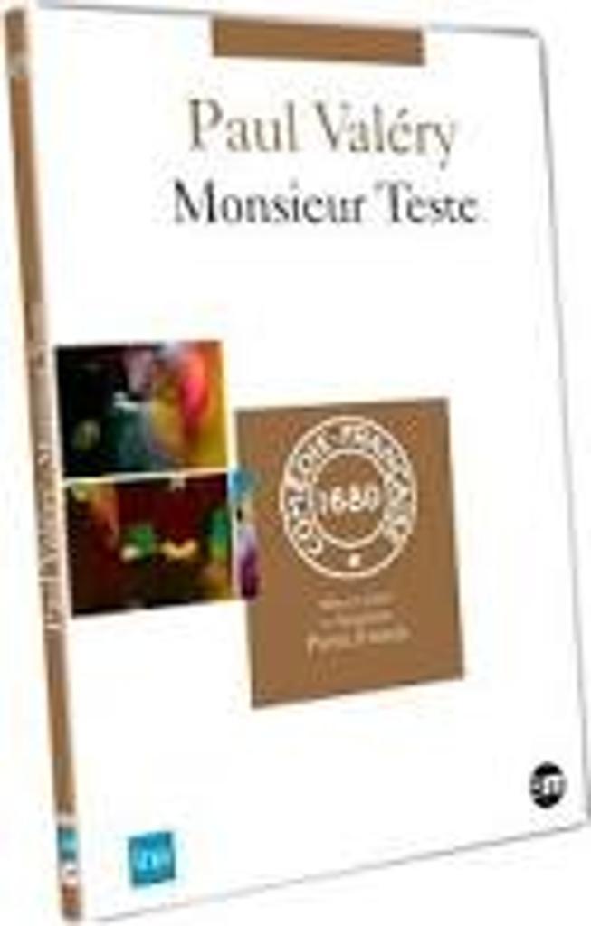 Monsieur Teste / Pierre Franck, mise en scène |