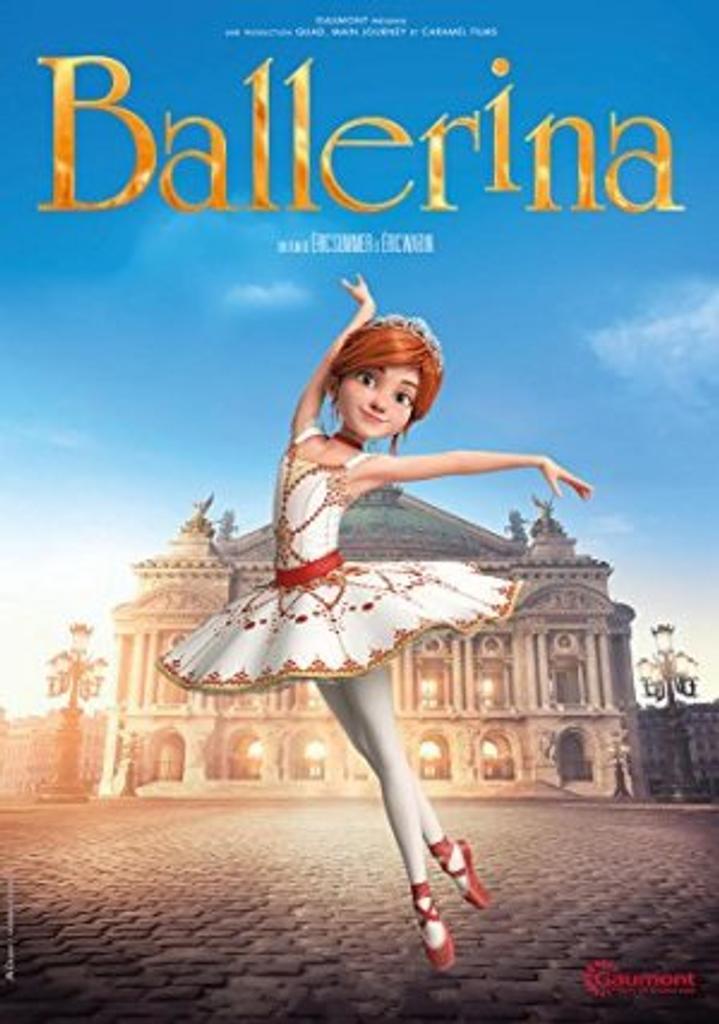 Ballerina / Eric Summer, real. |