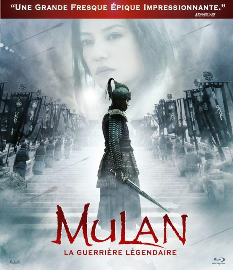 Mulan - La guerriere legendaire / Wei Dong, real. |