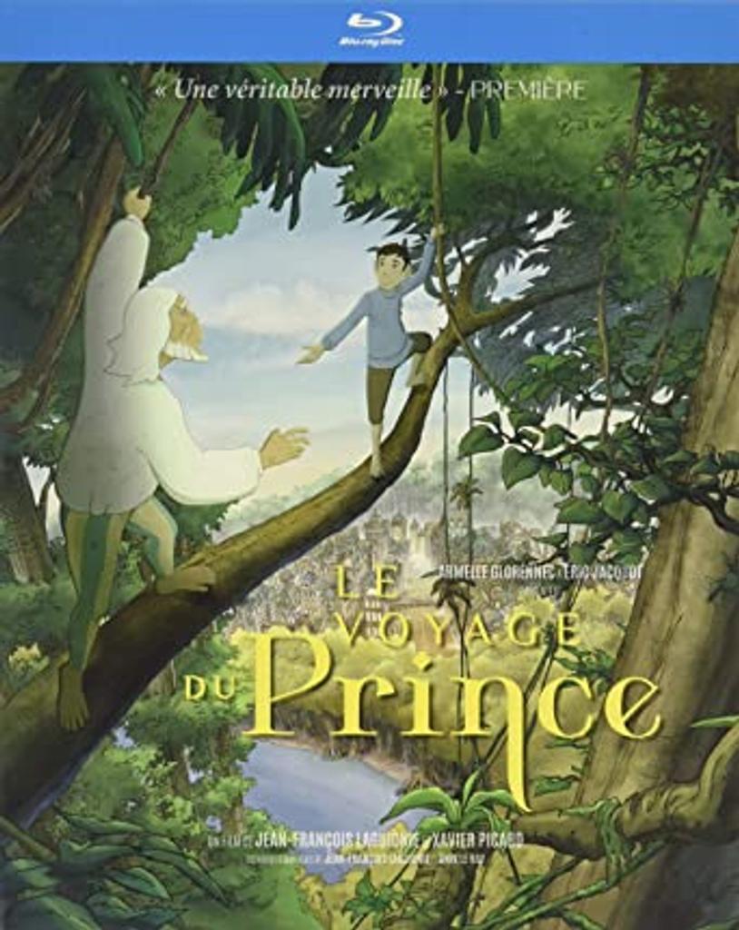 Voyage du prince (Le) / Jean-FranÐcois Laguionie, rÂeal. |