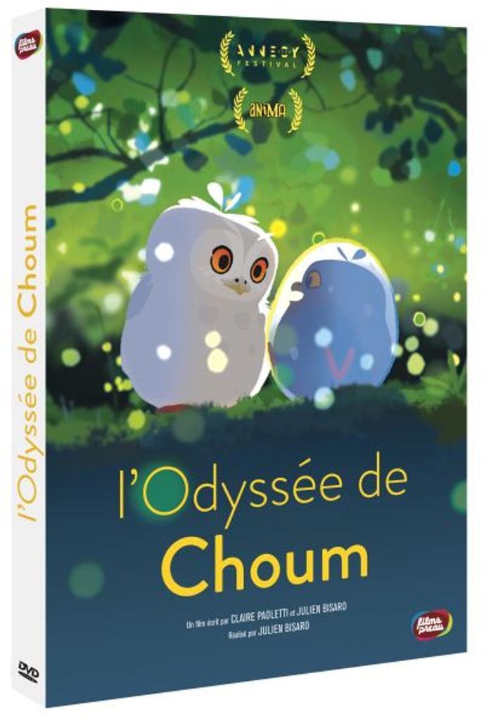 Odyssée de Choum (L') / un film de Julien Bisaro |
