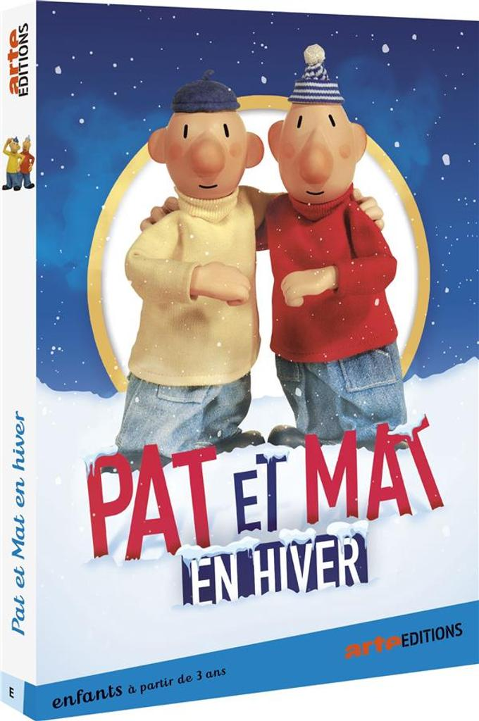 Pat et Mat en hiver / une série animée de Marek Benes |