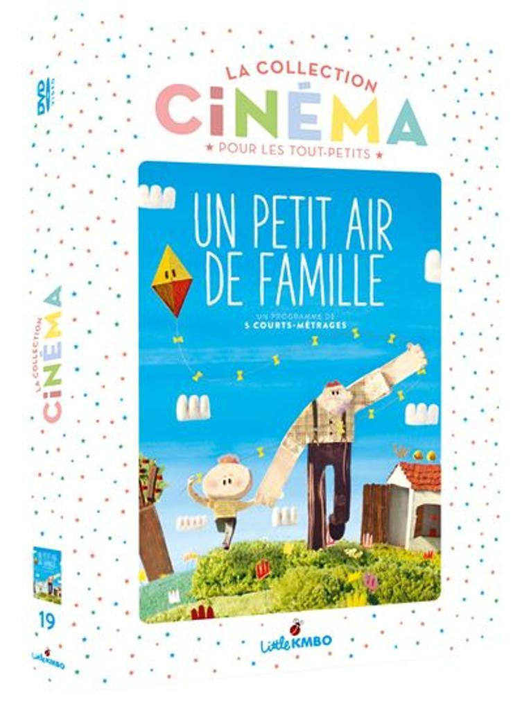 Petit air de famille (Un) / des court-métrages de Martin Smatana, Makiko Nanke, Marina Karpova... |