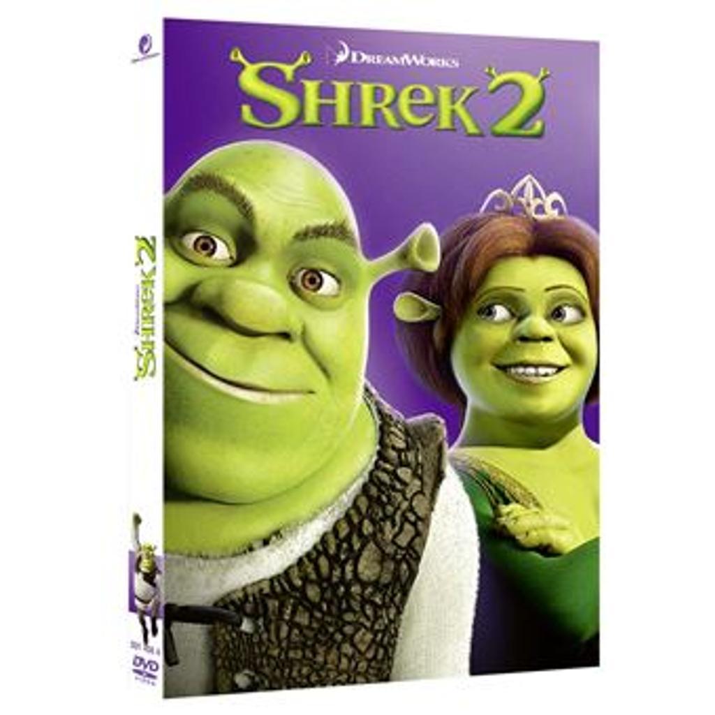 Shrek 2 / un film de Andrew Adamson, Kelly Asbury et Conrad Vernon |