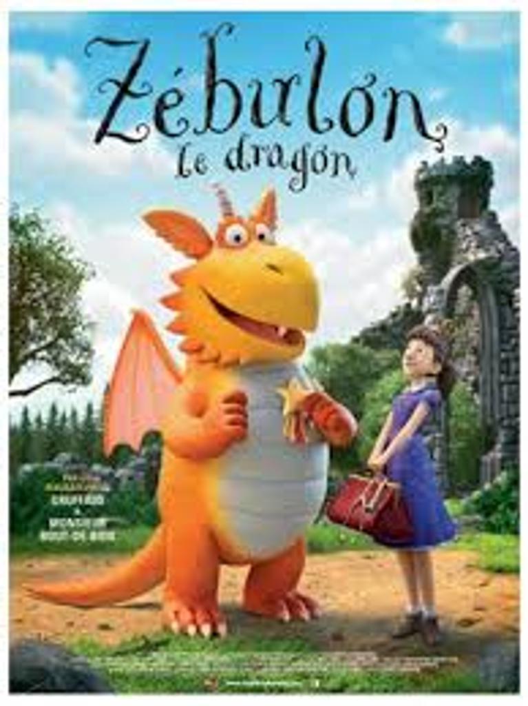 Zébulon le dragon / un film de Max Lang et Daniel Snaddon |