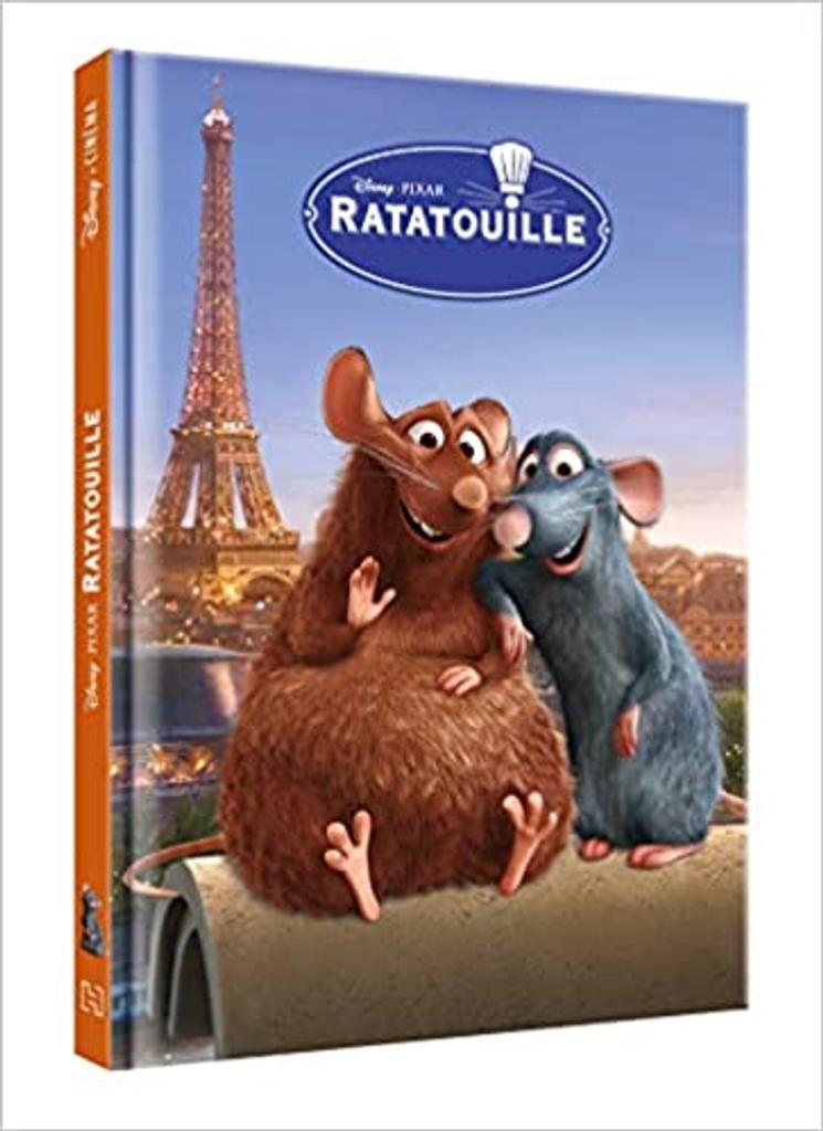 Ratatouille / un film de Brad Bird |
