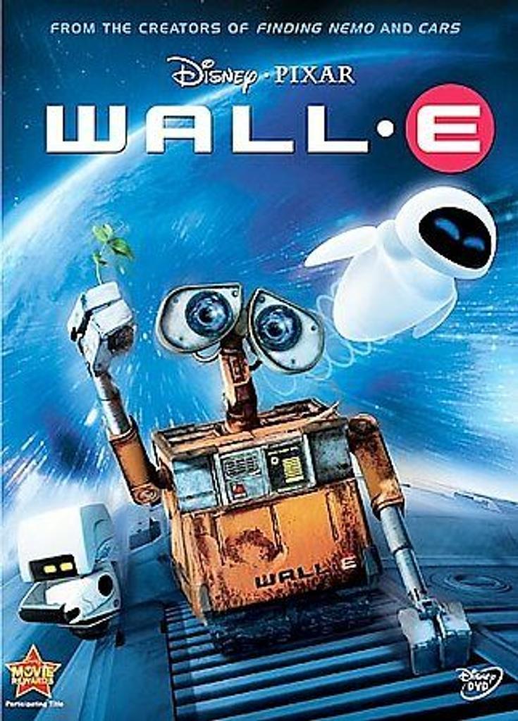 Wall-E / un film de Andrew Stanton |