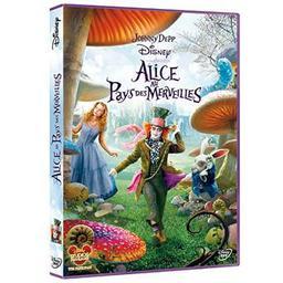 Alice au pays des merveilles = Alice in Wonderland / un film de Tim Burton | Burton, Tim. Monteur