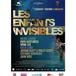 Les Enfants invisibles / sept films de Mehdi Charef, Emir Kusturica, Spike Lee... | Charef, Mehdi. Monteur