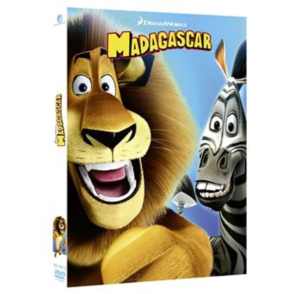 Madagascar / un film de Tom McGrath et Eric Darnell |