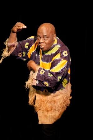 Spectacle : Contes Kongo |